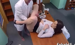 Long-awaited sex excites downcast doctor